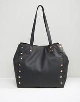 Asos Studded Shopper Bag