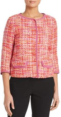 Herno Charlotte Tweed Jacket