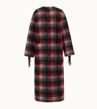 Tod's Coat in Mixed Wool