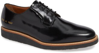 Common Projects Plain Toe Derby