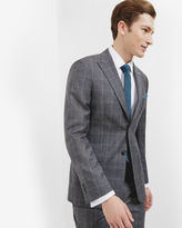 SPROUTJ Checked wool jacket