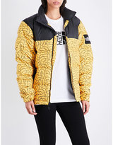 The North Face 1992 Nuptse shell puffer jacket