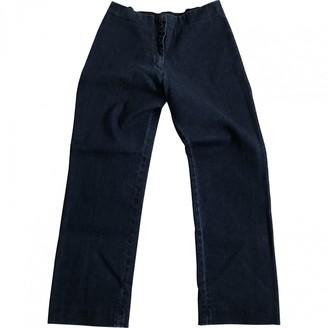 A.P.C. Blue Cotton - elasthane Jeans