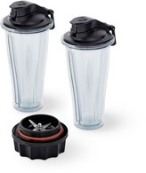 Vita-Mix Vitamix Ascent 20-Oz. Blending Cups Starter Kit