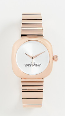 Marc Jacobs The Cushion Watch