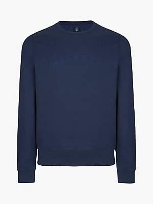 Hackett London Branded Crew Neck Sweatshirt