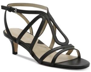 Adrienne Vittadini Safara Strappy Sandals Women's Shoes