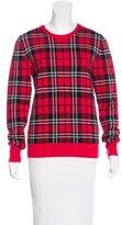 Equipment Rib Knit Wool Sweater