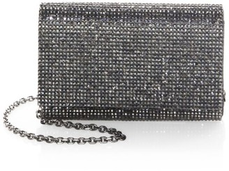 Judith Leiber Couture Fizzy Crystal Clutch