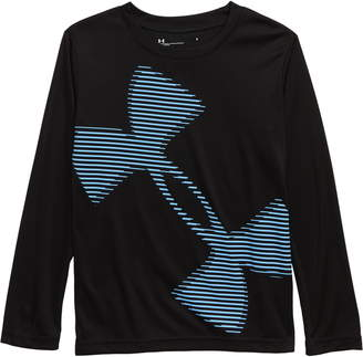 Under Armour Tilted Logo Graphic Shirt