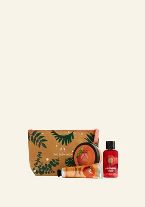 The Body Shop Sweet Mango & Strawberry Gift Pouch
