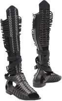 Diesel Black Gold Boots