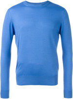 Cruciani classic sweater - men - Silk/Cashmere - 46