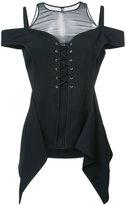 Jason Wu corset style top