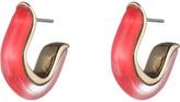 Alexis Bittar Geometric Huggie Post Earring