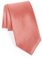 Nordstrom Men's Micro Grid Silk Tie