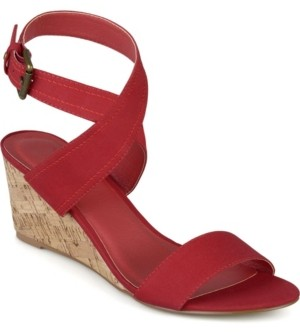 Journee Collection Women's Kaylee Wedges Women's Shoes
