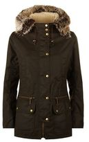 Barbour Military Parka Jacket