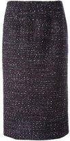 Altuzarra classic pencil skirt - women - Cotton/Acrylic/Polyester/Viscose - 36