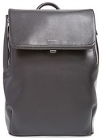 Matt & Nat 'Fabi' Faux Leather Laptop Backpack - Black