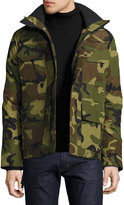 Canada Goose Maitland Hooded Parka, Green Multi Camouflage