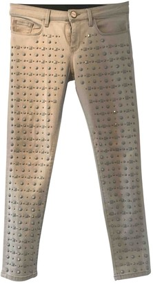 Pinko Grey Denim - Jeans Trousers for Women