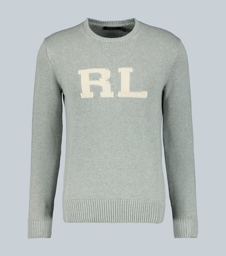 Polo Ralph Lauren Long-sleeve cotton sweater