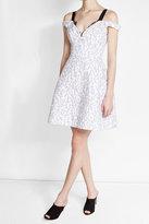 Natasha Zinko Printed Cotton Dress