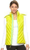 Tek Gear Women's Hooded Puffer Vest