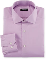 Claiborne Wrinkle-Free Dobby Dress Shirt - Big & Tall
