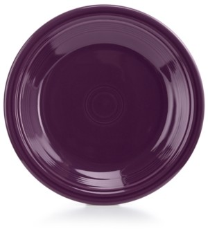 "Fiesta 10.5"" Mulberry Dinner Plate"
