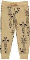 Mini Rodini Organic Cotton Totem Sweatpants