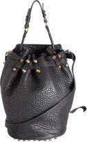 Alexander Wang WOMEN'S DIEGO BUCKET BAG-BLACK SIZE NA