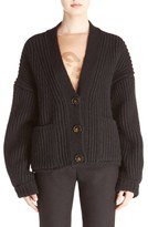 Acne Studios Women's 'Hadlee' Chunky Knit Button Cardigan