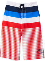 Tommy Hilfiger Boys' Engineered Stripe Board Short
