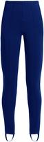 Balenciaga Pintuck high-rise leggings