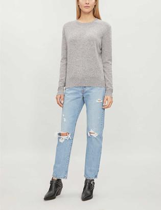 Zadig & Voltaire Crewneck cashmere jumper