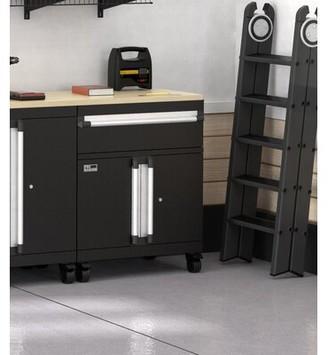 "ClosetMaid ProGarage 32.7"" x 26.8"" W x 18"" Storage Cabinet"