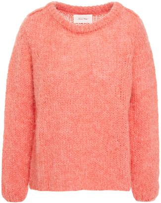 American Vintage Brushed Melange Knitted Sweater