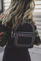Forever 21 Studded Nylon Backpack