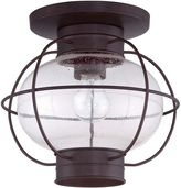 Quoizel Cooper Flush-Mount Outdoor Light