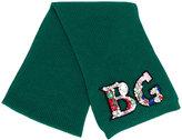 Blugirl embellished scarf