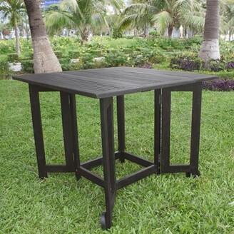 Northbeam Jayne Extendable/Folding Wooden Dining Table Northbeam