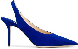 Jimmy Choo Ivy 85mm slingback pumps