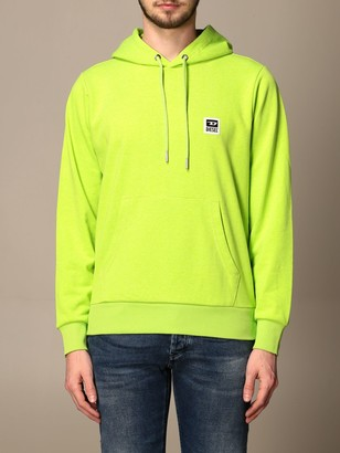 Diesel Sweatshirt Sweatshirt With Logo And Hood