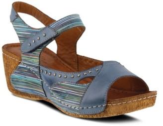 Spring Step Jaslyn Wedge Sandal