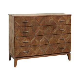 Foundry Select Gean Elk 4 Drawer Dresser