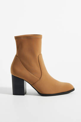Intentionally Blank Janet Stretch Ankle Boots
