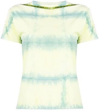 Collina Strada Spice tie-dye T-shirt
