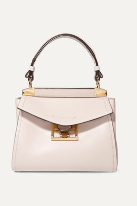 Givenchy Mystic Small Leather Tote - Beige